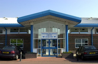 Office space in Fareham Enterprise Centre Hackett Way